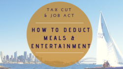 Deducting New Laws blog post