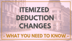 Tax deductions new tax law bookkeeping payroll