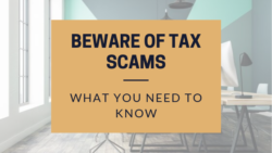beware of tax scams bookkeeping payroll tax liens