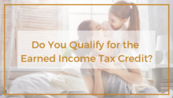 Earned income tax credit bookkeeping payroll