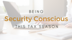 tax season payroll bookkeeper